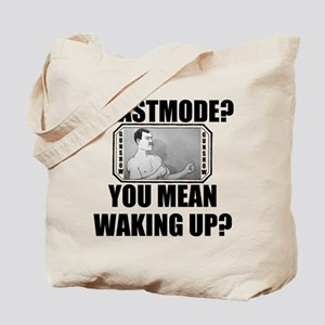 Overly Manly Man BeastMode Tote Bag