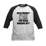 Overly Manly Man BeastMode Baseball Jersey