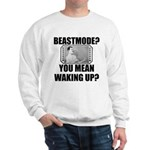 Overly Manly Man BeastMode Sweatshirt
