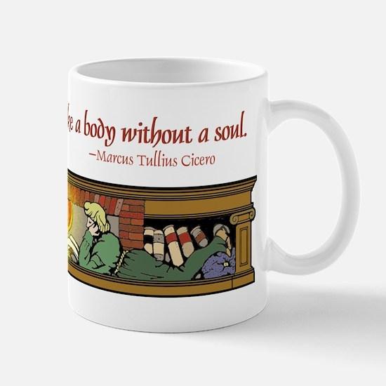 Mug: A Room Without Books