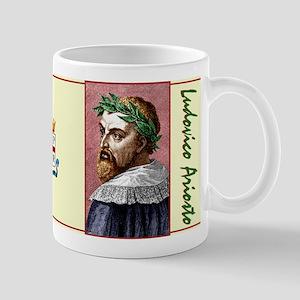 Ludovico Ariosto Mug
