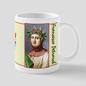 Francesco Petrarch Mug