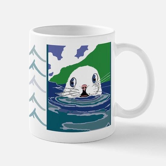The Seal -- Oliver Herford Mug