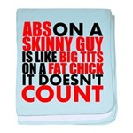 Abs on a Skinny Guy Is Like Big tits on a fat chic