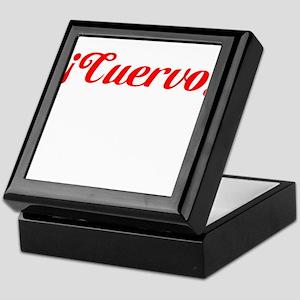 San Lorenzo Cuervo Keepsake Box