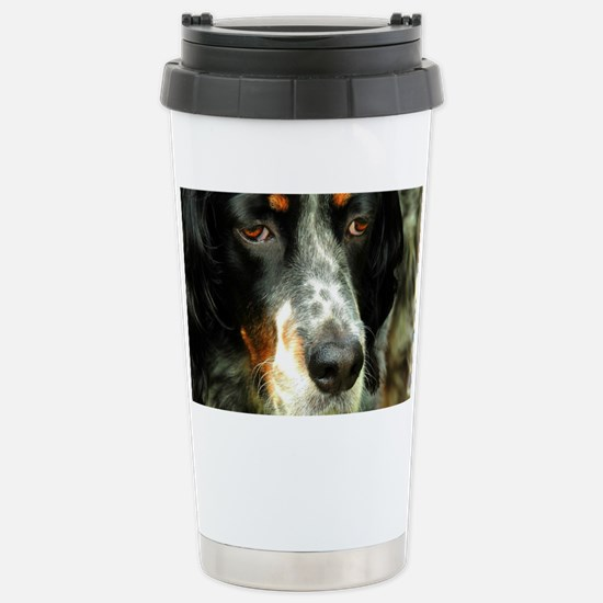 Radar: Llewellyn Setter Stainless Steel Travel Mug