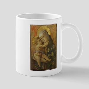 Madonna with Child Mugs