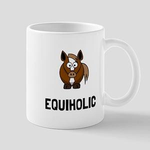 Equiholic Horse Mugs