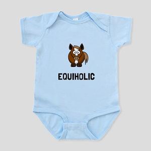 Equiholic Horse Body Suit