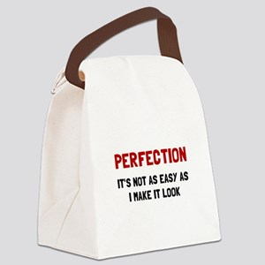 Perfection Easy Canvas Lunch Bag