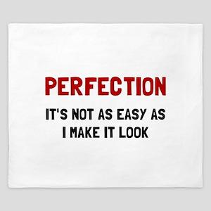 Perfection Easy King Duvet