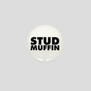 Stud Muffin Mini Button