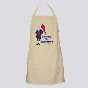 Powered By CURIOSITY Apron