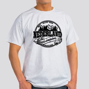 Nederland Old Circle Black Light T-Shirt