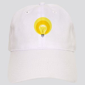Edison Light Bulb Baseball Cap