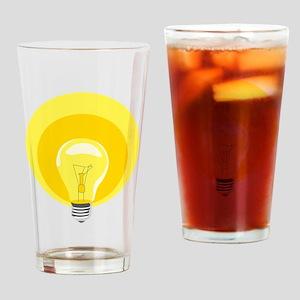 Edison Light Bulb Drinking Glass