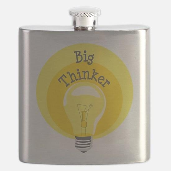 Big Thinker Flask