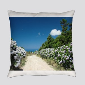Sunny day Everyday Pillow