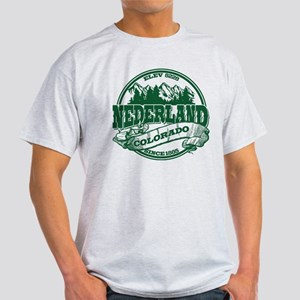 Nederland Old Circle Green Light T-Shirt