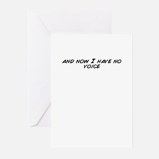 Cute Have voice Greeting Cards (Pk of 20)