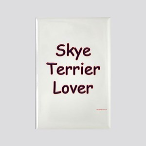 Skye Lover Rectangle Magnet