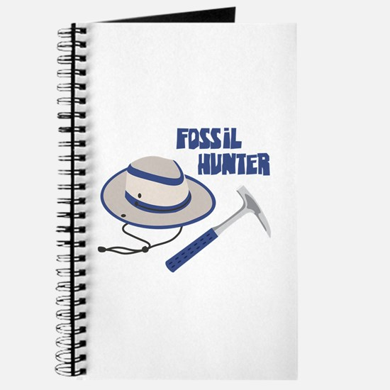 FOSSIL HUNTER Journal