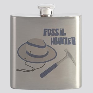 FOSSIL HUNTER Flask