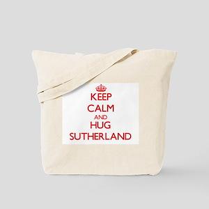 Keep calm and Hug Sutherland Tote Bag