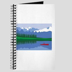 Mountain Canoe Lake Journal