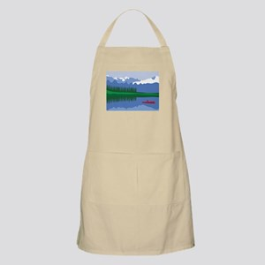 Mountain Canoe Lake Apron