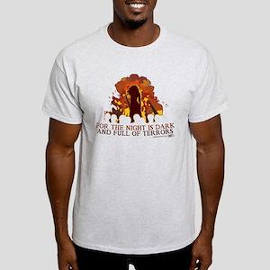 Full of Terrors Light T-Shirt