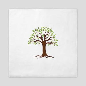 Oak Tree Queen Duvet