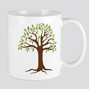 Oak Tree Mugs