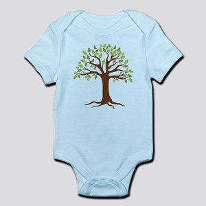 Oak Tree Body Suit