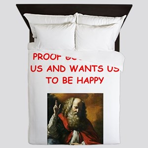 pharmacist Queen Duvet