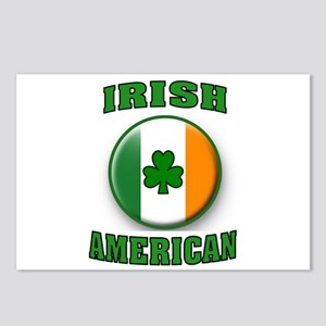 PROUD IRISH Postcards (Package of 8)