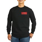 I'm the Player Long Sleeve Dark T-Shirt