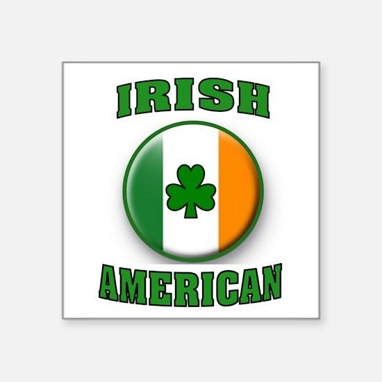 PROUD IRISH Sticker