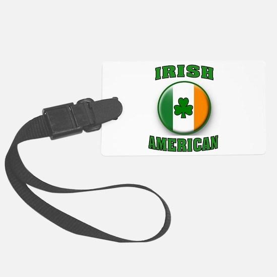 PROUD IRISH Luggage Tag