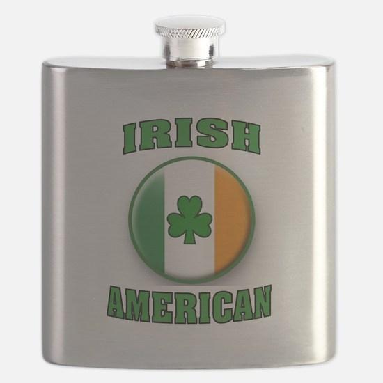 PROUD IRISH Flask