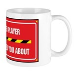 I'm the Player Mug