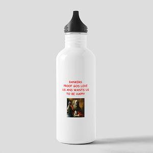 banker Water Bottle