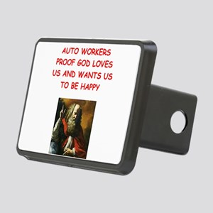 AUTO worker Hitch Cover