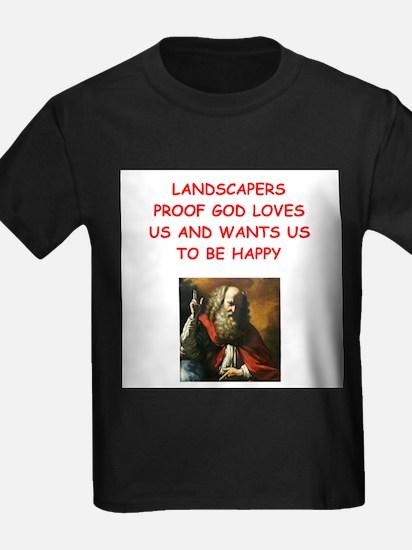 landscaper T-Shirt