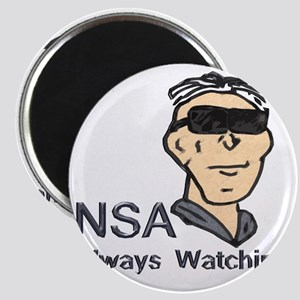 NSA (or how the world has changed) Magnet