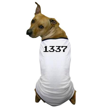 1337 Dog T-Shirt