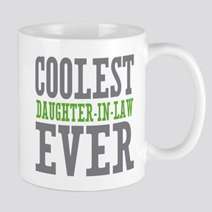 Coolest Daughter-In-Law Ever Mug