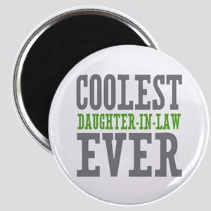 Coolest Daughter-In-Law Ever Magnet