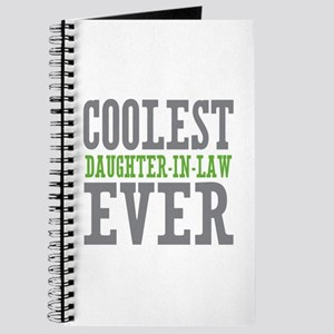 Coolest Daughter-In-Law Ever Journal