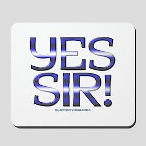 yes_sir_11 Mousepad
